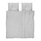 Snurk Uni Grey dekbedovertrek-260x200/220 cm