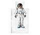 Snurk Astronaut dekbedovertrek-140x220 cm