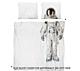 Snurk Astronaut dekbedovertrek-240x220 cm
