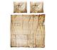 Snurk Le-Clochard dekbedovertrek-240x220 cm
