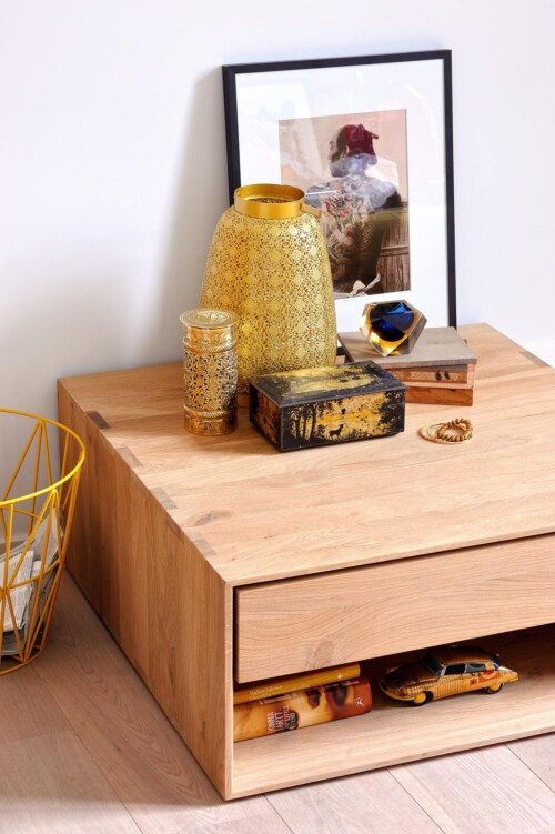 Ethnicraft Nordic II Bedside Table nachtkastje