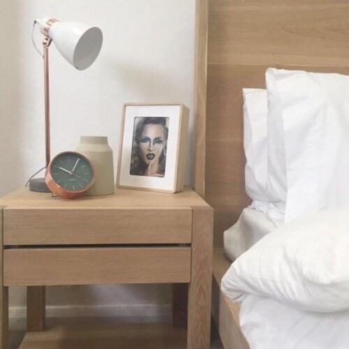 Ethnicraft Azur Bedside Table nachtkastje