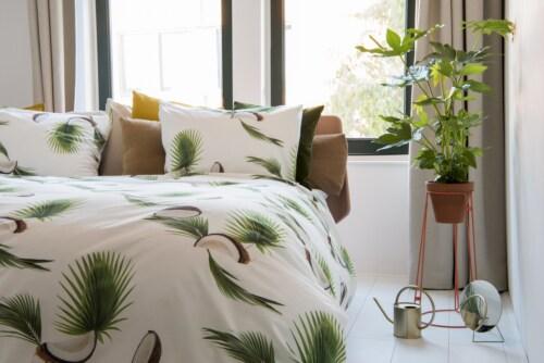 Snurk Coconuts dekbedovertrek-260x200/220 cm