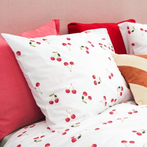 Snurk Cherries dekbedovertrek -240x200/220 cm