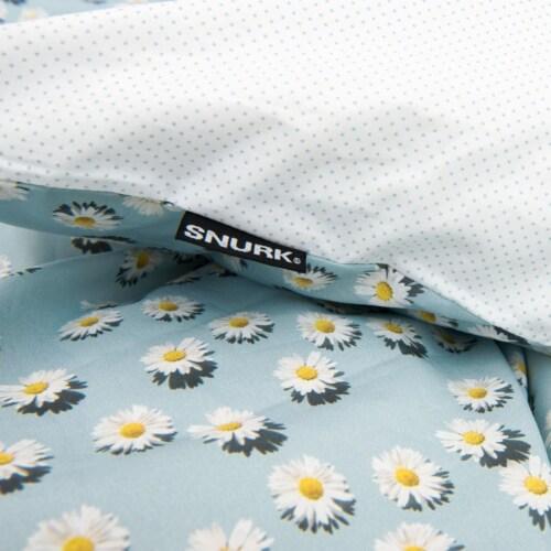 Snurk Daisy Dawn dekbedovertrek-200x200/220 cm