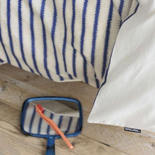 Snurk Breton Bonsoir dekbedovertrek-260x200/220 cm-Katoen