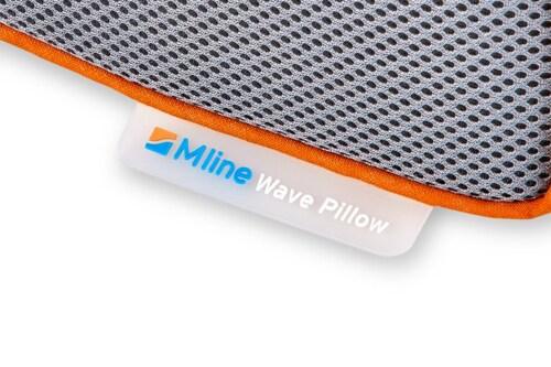 M Line Wave Pillow I 10/13 cm hoog