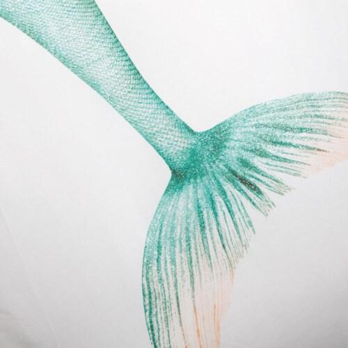 Snurk Mermaid dekbedovertrek-140x200/220 cm