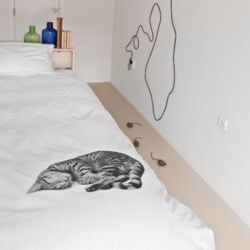 Snurk dekbedovertrek Ollie-260x200/220 cm