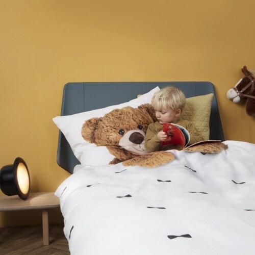 Snurk Teddy dekbedovertrek-140x200/220 cm
