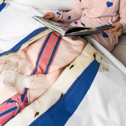 Snurk The Royals dekbedovertrek-240x200/220 cm