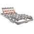 Product afbeelding van: Tempur Premium Flex 4000 bedbodem 4-motorig